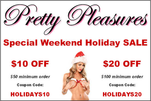 Holiday Coupon 1
